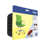 Brother Tinte Multipack LC-229 XL VAL BP DR