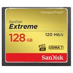 SanDisk Extreme - Flash-Speicherkarte - 128 GB -