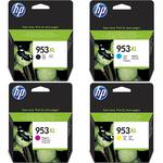 HP Tinte Multipack L0S70AE/F6U1/7/8AE 953XL