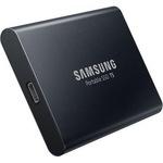 Samsung Portable SSD T5 - 2 TB SSD - extern (tragbar) - Schwarz - MU-PA2T0B/EU