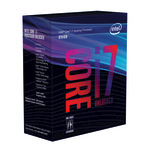 Intel Core i7 8700K Prozessor - 3.7 GHz - 6 Kerne - 12 Threads - BX80684I78700K