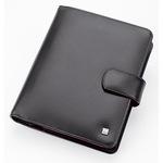 bind® Timer nicht gefüllt Systemeinlage, ohne Kalender inkl. ein Quattro-Pen Nappaleder schwarz
