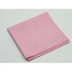 Microfasertuch 38 x 38 cm (B x L) 80 % Viskose, 20 % Polypropylen rosa