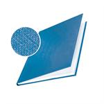 Leitz Buchbindemappe impressBIND DIN A4 Karton, Leinenüberzug blau 10 St./Pack.