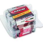 Batterie 20er Pack AAA Micro LR03 1,5V Alkalisch
