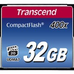 Transcend CF (Compact Flash) 32GB TS32GCF400 Flash