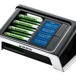 Varta LCD Ultra Fast Charger Batterieladegerät 57675 101 441