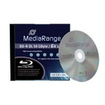 Mediarange BD-R Dual Layer 50GB 1er Jewel Case
