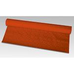 PAPSTAR Tischtuchpapier Damast 1 x 50 m (B x L) Papier rot