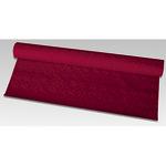 PAPSTAR Tischtuchpapier Damast 1 x 50 m (B x L) Papier bordeaux