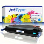 jetType Toner kompatibel zu HP Q6471A 502A