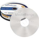 MediaRange DVD+R 4,7GB/120 Min 10er Spindel MR453