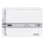 rotring Zeichenplatte profil DIN A3 mit freier Nullpunktwahl Kunststoff hellgrau