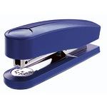 NOVUS Heftgerät B 3 24/6, 26/6 fest/lösbar/nageln 30 Bl. (80 g/m²) Metall/Kunststoff blau