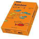Rainbow Multifunktionspapier Color DIN A4 80g/m² intensivorange 500 Bl./Pack.