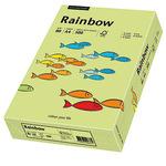 Rainbow Multifunktionspapier Color DIN A4 80g/m² leuchtgrün 500 Bl./Pack.