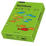 Rainbow Multifunktionspapier Color DIN A4 80g/m² intensivgrün 500 Bl./Pack.