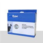 jetType kompatibel zu Brother Thermotransferband TTR PC72RF