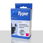 jetType Tinte kompatibel zu Canon 1011A001 BJI-643M