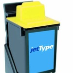 jetType Tinte kompatibel zu Lexmark 15M0120