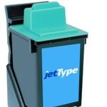 jetType Tinte kompatibel zu Lexmark 17G0050