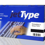 jetType Toner kompatibel zu Sanyo TN76