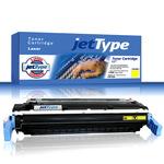 jetType Toner kompatibel zu HP C9722A 641A