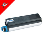 jetType Toner kompatibel zu Oki 42804514