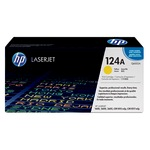 Original HP Q6002A 124A Toner yellow