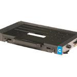 jetType Toner kompatibel zu Samsung CLP510D5C/ELS