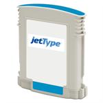 jetType Tinte kompatibel zu HP C9391AE 88XL