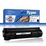 jetType Toner kompatibel zu HP CB435A 35A