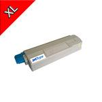 jetType Toner kompatibel zu Oki 43865721