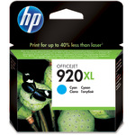 HP Original CD972AE 920XL Tinte cyan
