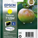 Original Epson C13T12944010 T1294 Tinte yellow