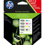 HP Tinte Multipack C2N92AE 920XL