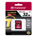 Transcend SD (Secure Digital) 32GB TS32GSDHC10 SDHC Class 10