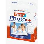 tesa® Klebepad Photo® Fotos 12 x 13 mm (B x L) weiß 250 St./Pack.