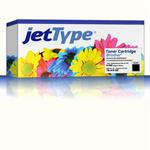 jetType Toner kompatibel zu Brother TN-910BK