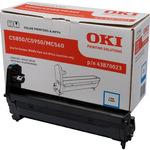 Oki Trommel-Kit 43870023