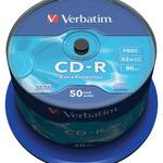 Verbatim CD-R 700MB/80 Min 50er Spindel