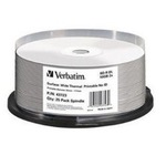 Verbatim BD-R Dual Layer 50GB 25er Spindel 43749