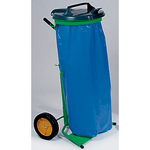 Müllsack 50+45 x 125 cm (B x H) 90µm 200l blau 10 St./Rl.