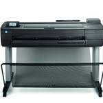 HP DesignJet T730 Tintenstrahl Farbe F9A29A#B19
