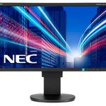 Schwarz MultiSync NEC 23 Zoll TFT-Monitor EA234WMi