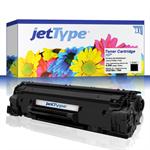 jetType Toner kompatibel zu HP CE278A 78A