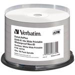 Verbatim DVD-R 4,7GB/120 Min 50er Spindel 43734