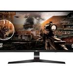 Matt Black LG 34 Zoll LCD-Monitor 34UC79G-B