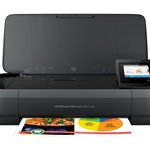 HP INC. Officejet 250 Mobile All-in-One Tintenstrahl Farbe CZ992A#BHC