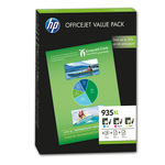 HP Tinte Value Pack F6U78AE 935 XL